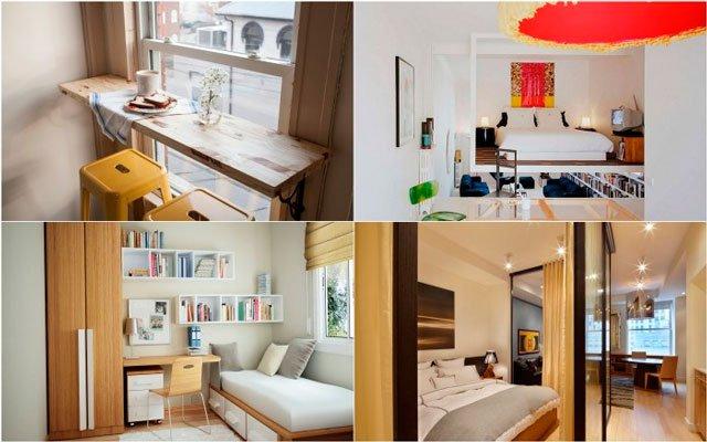 владельцам небольших квартир
