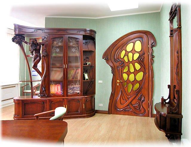 нестандартной мебели на заказ