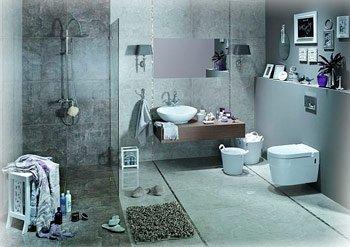 Дизайн современной ванной комнаты