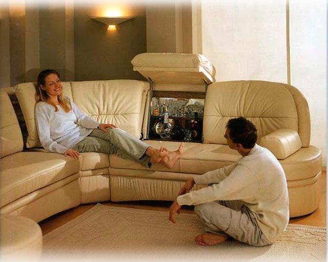 Где стоит выбрать мебель?