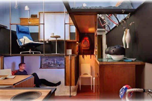 Малогабаритное жилье