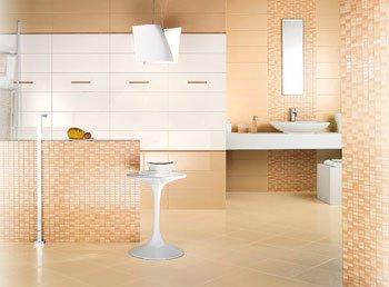 Оригинальная керамическая плитка для ванной
