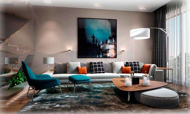 Какой интерьер для квартиры выбрать