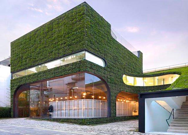 дизайн для фасада дома