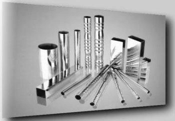 Металлопрокат в оформлении интерьеров