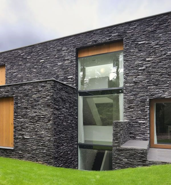 Living-in-the-Woods-Stone-Finnished-Villa-8