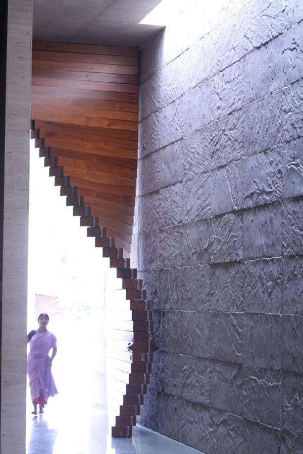 Person-Entering-Curtain-Door