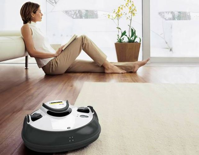 Робот-пылесос