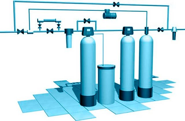 Оборудование для очистки воды