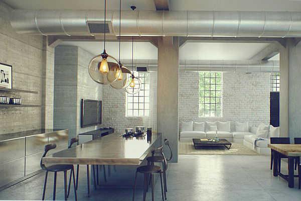 Дизайн потолочных светильников