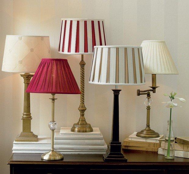 светильники применяемые в стиле прованс