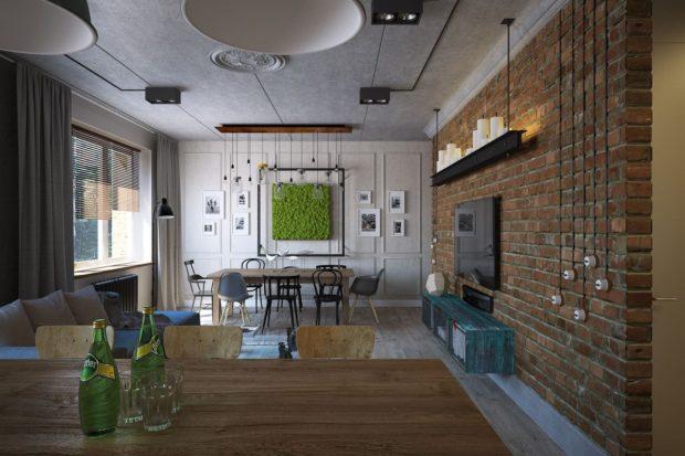 Дизайн частного дома 2019 - Отделка